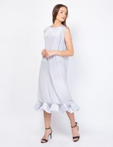 KOMMA Gray Claire Dress