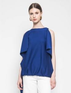 CORE ATTIRE Blue Meryle Top