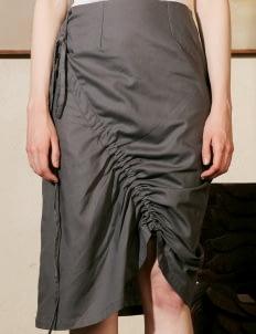 NFRT Dark Gray Agartha Skirt