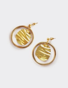 Kamala Gold Ba Earrings