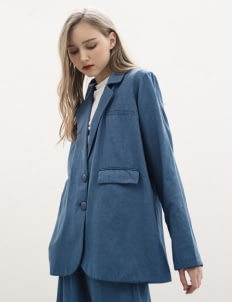 Novere Joe Outer - Medium Blue