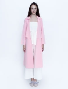 Novere Mary Kate Outer - Pink