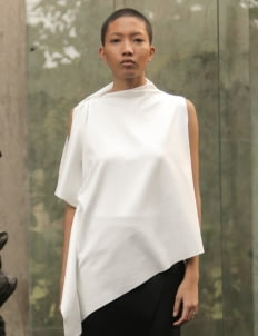 Avgal Collection Made Day 07 Top - White