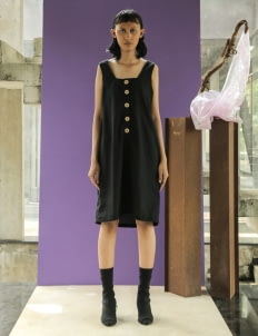 Avgal Collection Sealy Dress - Black