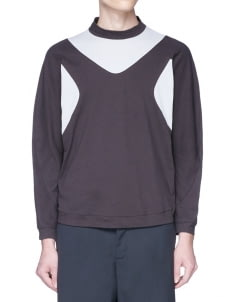 Kiko Kostadinov Multicolor Mock Neck Sweater