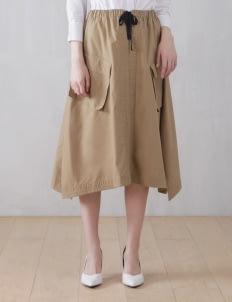 Wastu Tent Skirt - Brown