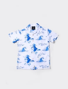 Mankind Joba Wave Shirt - White