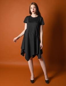 Story of Rivhone Shena Simetris Dress - Black