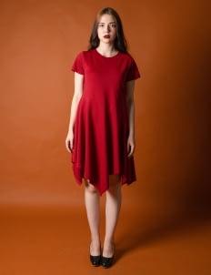 Story of Rivhone Shena Simetris Dress - Red