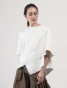 Leux Studio Aries Top - White