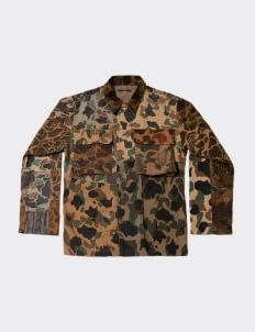 Needles Camouflage Rebuild Jacket