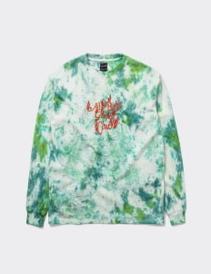 Invitationly All Boys Gossip Club Flame Long-Sleeved T-Shirt (Available in 3 colors)