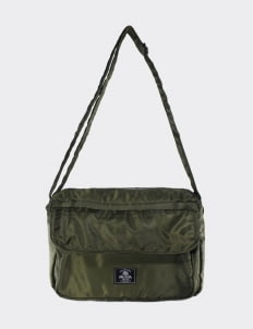 OLIVE & ELM BS Sling Bag - Green Army
