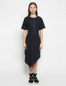 Henrixa Spotlight Dress - Black
