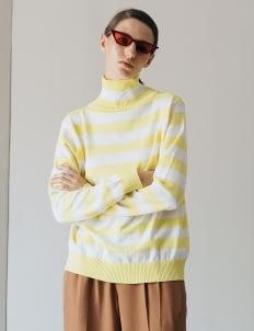 ATS THE LABEL Vyra Lemon Outerwear - Yellow