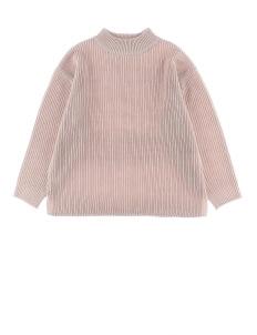 E-hyphen World Gallery by Stripe Japan Fuko Sweater - Pink