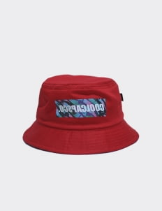 Cool Caps Cool Caps Basic Bucket - Red