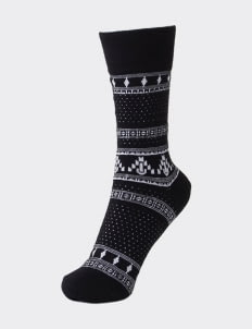 Pattent Goods Vinka Socks - Black