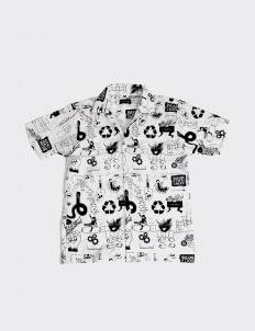 Failure Insignificance 8 Shirt - Gray