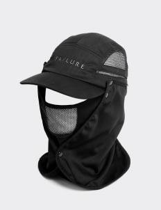 Failure Fiasco 4 Panel Hat - Black