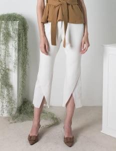 Cara Woman Lilou Pants - White