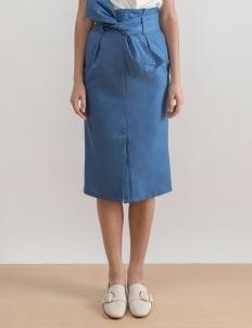 Le Bijou Tory Skirt - Blue Sea