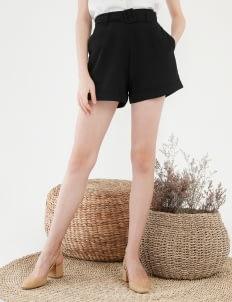 CLOTH INC Dorene Shorts - Black