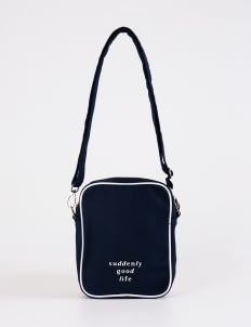 suddenly good life ##/02 Sling Bag - Navy