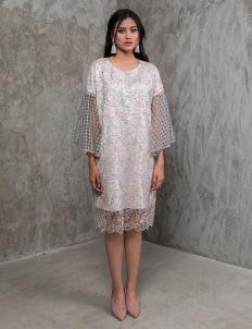 Jove Official Abbie Dress - Pink