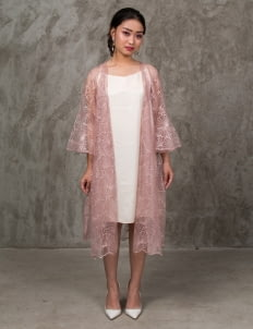 Jove Official Lola Dress - Pink