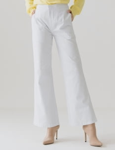 ATS THE LABEL Sergeantkero Pants - White