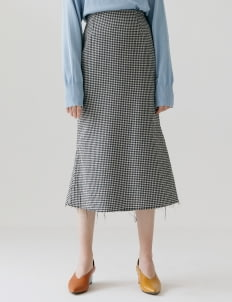 ATS THE LABEL The_Widira_S Skirt - Gray