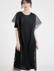 BOWN Julia Dress - Black