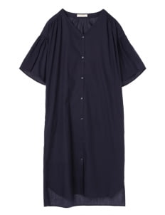 Green Parks by Stripe Japan Seiko Dress - Navy
