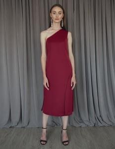 Cara Woman Finn Dress - Maroon