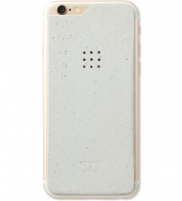 POSH-PROJECTS Luna Concrete Skin for iPhone 6 (Non-Craters)