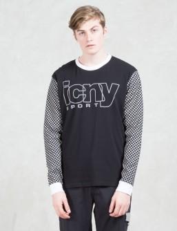ICNY Checker L/s Top