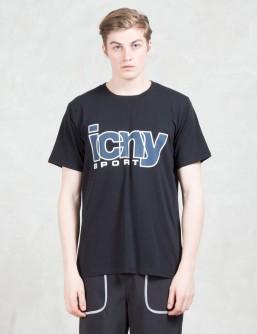 ICNY Overlap T-Shirt