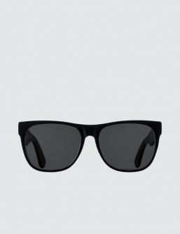 Super by Retrosuperfuture Classic Black Sunglasses