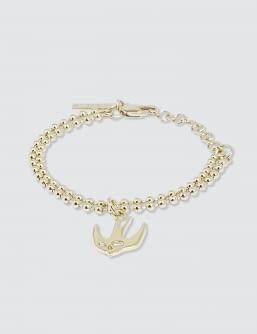McQ Alexander McQueen Swallow Bracelet