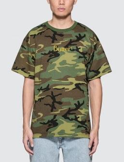 Butter Goods Classic Logo S/S T-Shirt