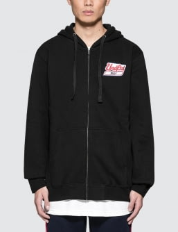 UNDEFEATED Billy Patch Zip Hoodie