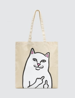 RIPNDIP OG Lord Nermal Tote Bag