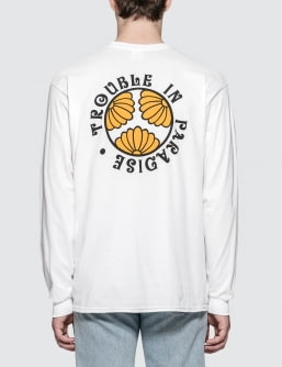 Strangers Trouble In Paradise L/S T-Shirt