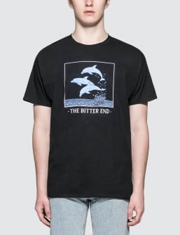Strangers The Dolphin S/S T-Shirt