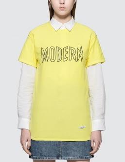 Blouse Meta-modern S/S T-Shirt