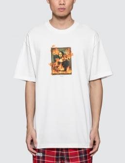 Pleasures Burn T-Shirt