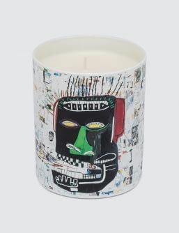 "Ligne Blanche Jean-Michel Basquiat ""Glenn"" Perfumed Candle"