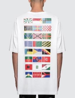 MARCELO BURLON Flags T-Shirt
