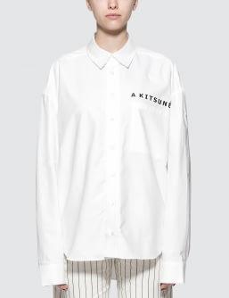 MAISON KITSUNE Ader Error x Maison Kitsuné Shirt
